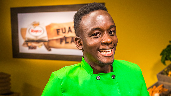 image of chef -Jean Ouma