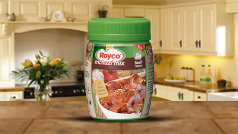 ROYCO SUNDRIED BEEF MCHUZI MIX