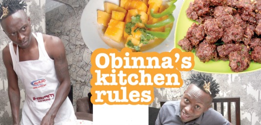 Obinna's Kitchen Rules